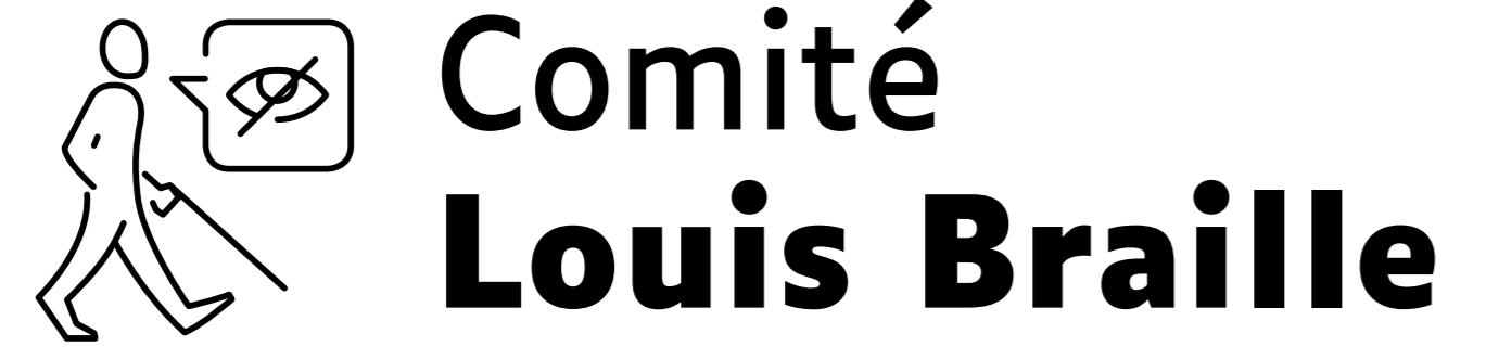 logo comité louis braille